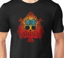 spade pirates symbol Unisex T-Shirt