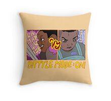 Episode 11 - Pour la gloire de mon père Throw Pillow