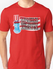 July 4th Unisex T-Shirt