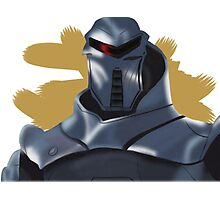 Cylon Photographic Print