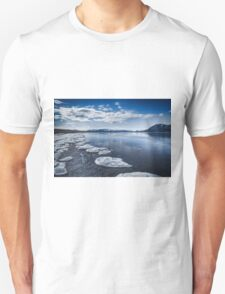 Broken Ice Unisex T-Shirt