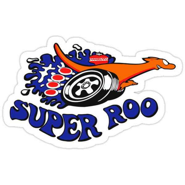 Ford Falcon XW Super Roo Design by UncleHenry