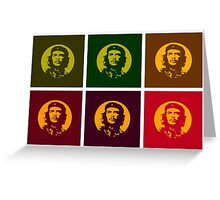 Che is all Greeting Card