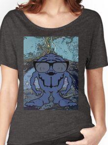 Alien brain monster  Women's Relaxed Fit T-Shirt