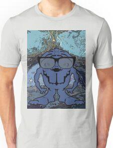 Alien brain monster  Unisex T-Shirt