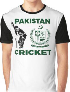 Pakistan Cricket Graphic T-Shirt