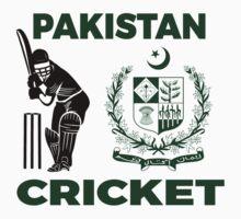 Pakistan Cricket Kids Tee