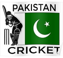 Pakistan Cricket Poster