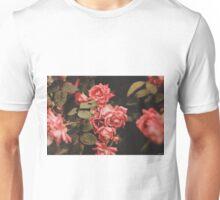 Vintage Roses Unisex T-Shirt