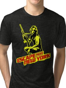 Snake Plissken (Escape from New York) Colour Tri-blend T-Shirt