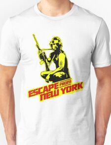 Snake Plissken (Escape from New York) Colour Unisex T-Shirt