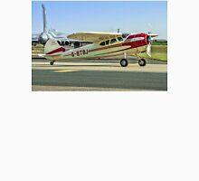 Cessna 195 Businessliner G-BTBJ Unisex T-Shirt