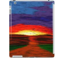Picture 2015067 Justin Beck Glowing Sunset iPad Case/Skin