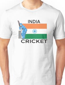 India Cricket Unisex T-Shirt
