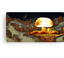 Picture 2015065 Justin Beck Nuke Canvas Print