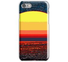Picture 2015064 Justin Beck setting sun iPhone Case/Skin
