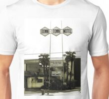 Motel - No Vacancy! One Night Stand Discount Available Unisex T-Shirt