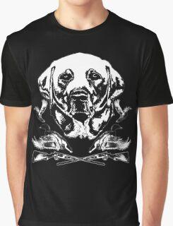 Duck hunter Lab Graphic T-Shirt