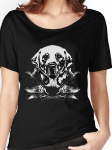 Duck hunter Lab Women's Relaxed Fit T-Shirt