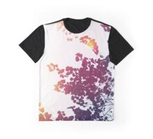 Mango and Plum Graphic T-Shirt