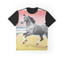 Beach Horse Justin Beck Picture 2015081 Graphic T-Shirt