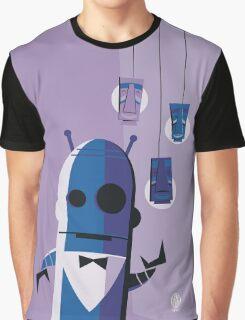 A Night at Shags -tee Graphic T-Shirt
