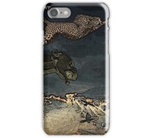 Cheetah Building Justin Beck Picture 2015082 iPhone Case/Skin