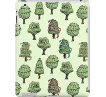Decorated Trees iPad Case/Skin