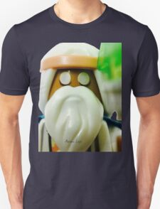 The Blind Sage Vitruvius, can always be your voice of reason Unisex T-Shirt