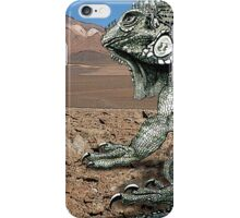 Desert Iguana Justin Beck Picture 2015096 iPhone Case/Skin