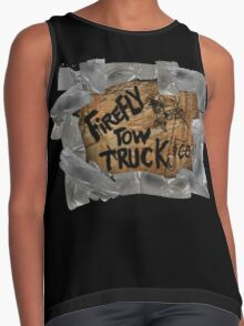 Firefly Tow Truck Co. Contrast Tank
