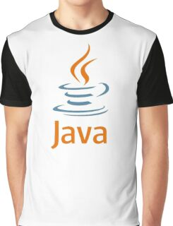 Java Graphic T-Shirt