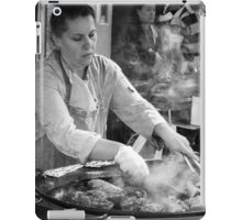 Portobello Road Street Vendor iPad Case/Skin