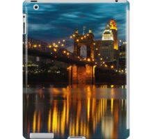 Cincinnati Reflection iPad Case/Skin