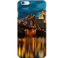Cincinnati Reflection iPhone Case/Skin