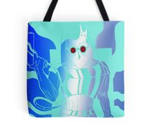 The Iceman Cometh Tote Bag