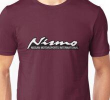 Nismo Script Unisex T-Shirt