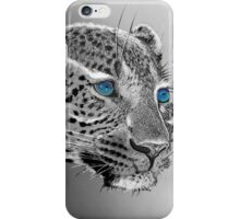 Leopard-Old-Blue-Eyes-Justin-Beck-Picture-2015098 iPhone Case/Skin