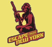 Snake Plissken (Escape from New York) Colour 2 Baby Tee