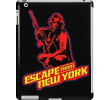 Snake Plissken (Escape from New York) Colour 2 iPad Case/Skin