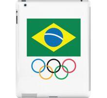 Brazilian Olympic Committee iPad Case/Skin