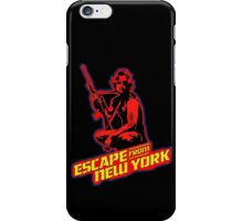 Snake Plissken (Escape from New York) Colour 2 iPhone Case/Skin