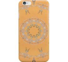 Kaleidoscope of icicles iPhone Case/Skin