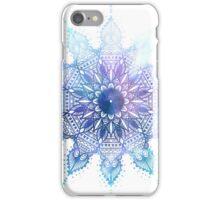 Spun - Blue iPhone Case/Skin