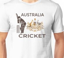 Australia Cricket Unisex T-Shirt