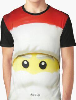 Santa Claus Graphic T-Shirt