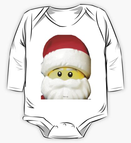 Santa Claus One Piece - Long Sleeve