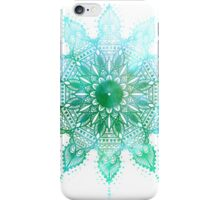 Spun - Seafoam green iPhone Case/Skin