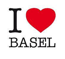 I ♥ BASEL by eyesblau