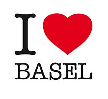 I ♥ BASEL by eyesblau